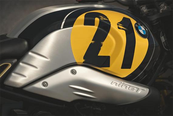 BMW R nineT Vintage 21