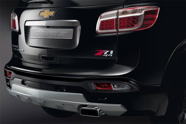 Trailblazer Z71