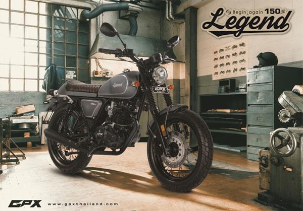 Legend 150s, ตารางผ่อน, ราคา