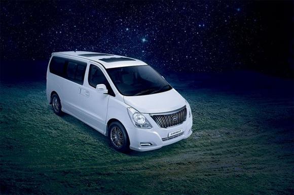 Hyundai H-1 Limited II