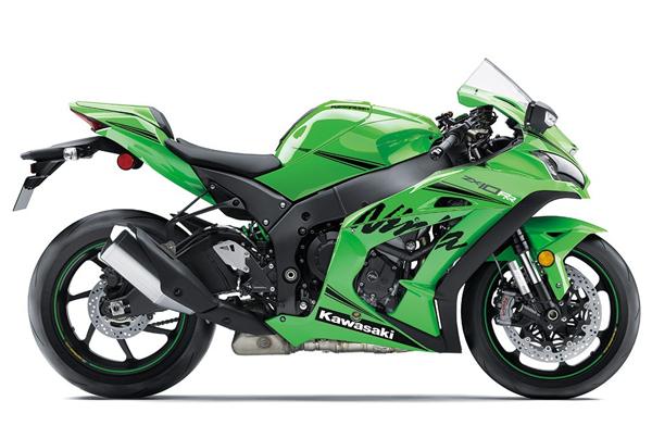Kawasaki ZX-10RR 2019