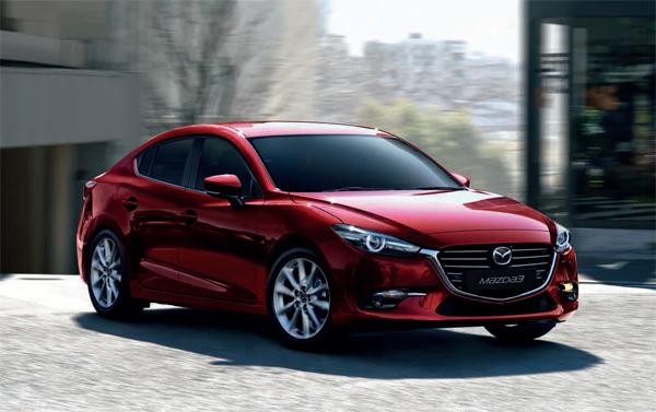 Mazda3 2018, ตารางผ่อน, ราคา, โปรโมชั่น