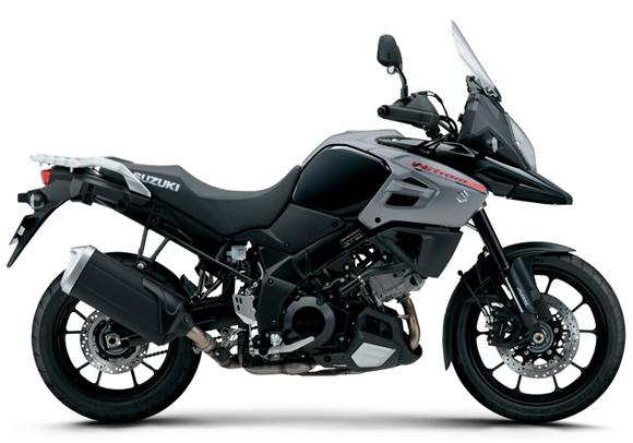 V-Strom 1000 สีดำ