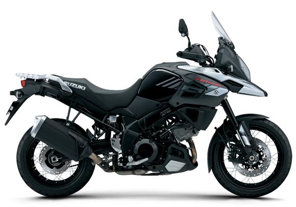V-Strom 1000XT สีดำ