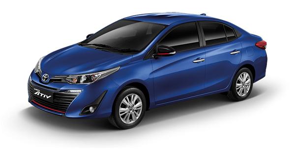 Toyota YarisAtiv