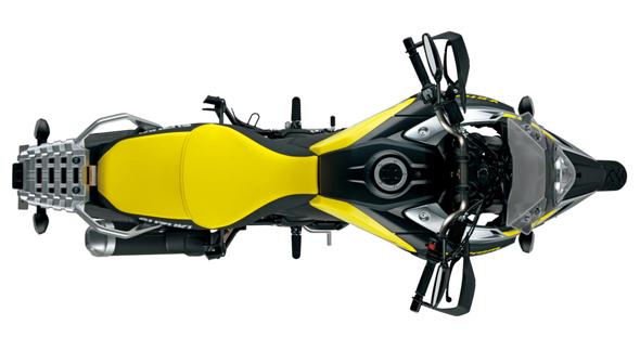 V-Strom 1000XT สเปค