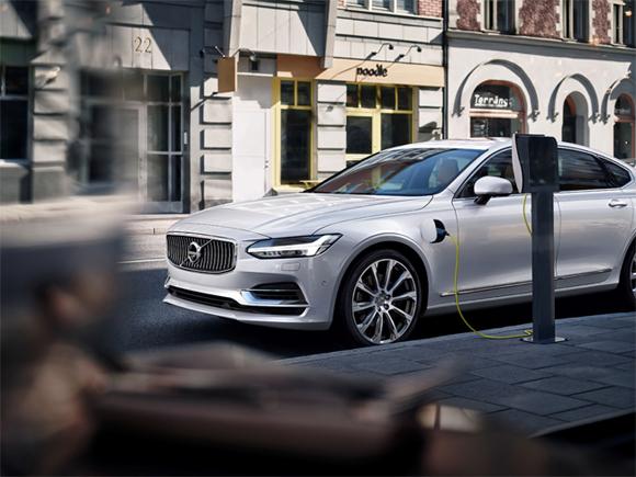 Volvo S90 Hybrid