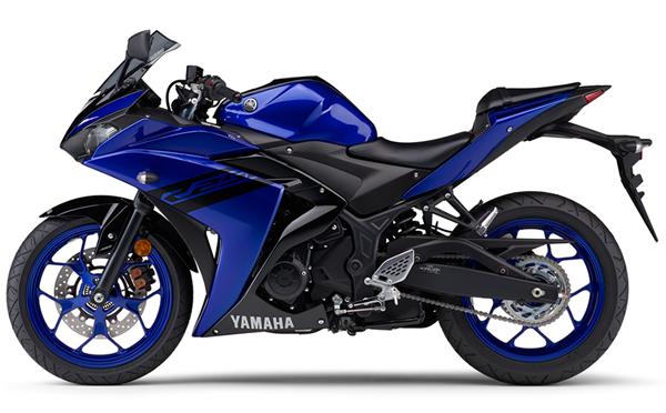 Yamaha R3 2018 สเปค