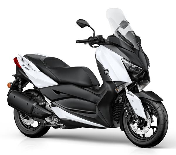 XMAX 300 สีขาว