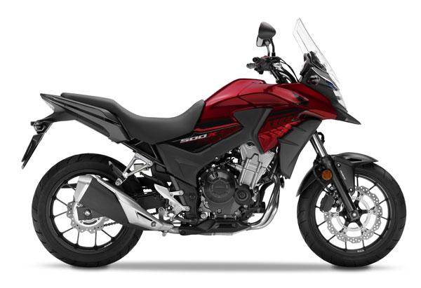Honda CB500X 2018