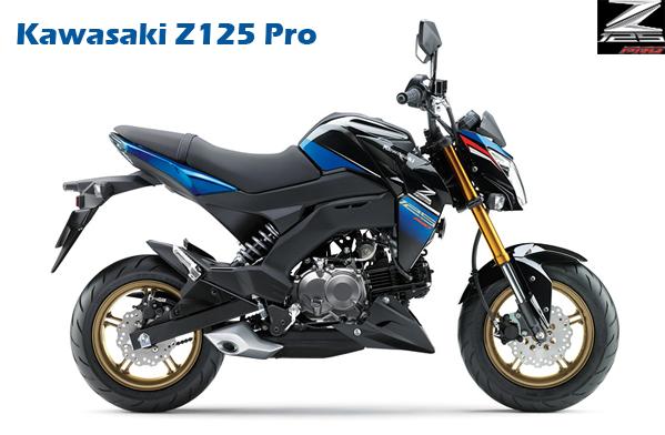 Z125 Pro, ตารางผ่อน, ราคาผ่อน