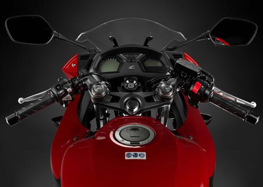 Honda CBR650F 2018