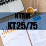 KTAM , KT25/75