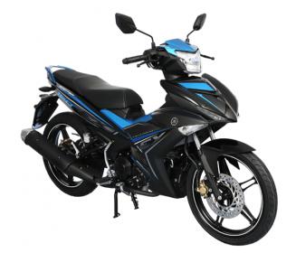Exciter 150 สีน้ำเงิน-ดำ
