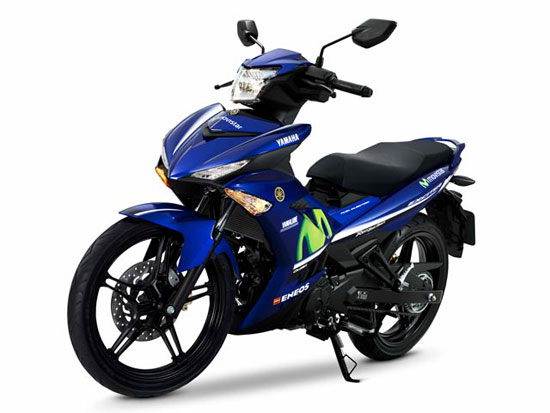 Exciter 150 2018 MotoGP Editon