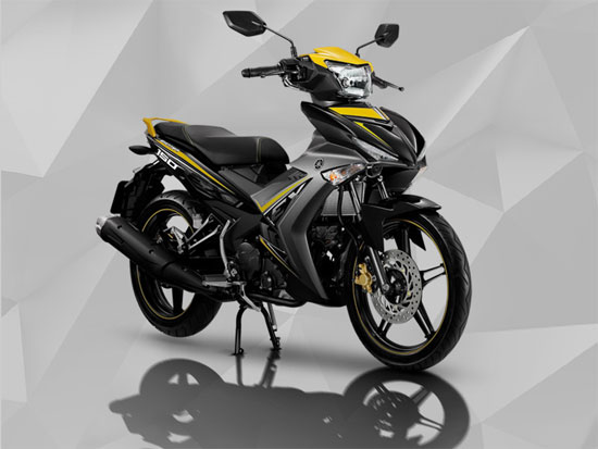 Exciter 150 2018 สีเหลือง-ดำ