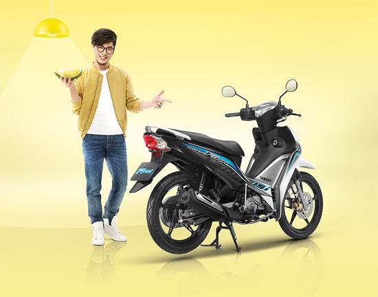 Yamaha Finn