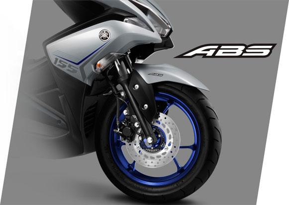 Aerox155 ABS 2018