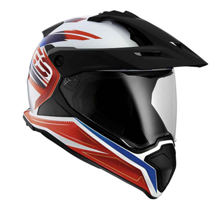 BMW GS Carbon Helmet