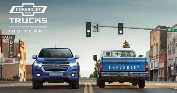 Chevrolet Truck 100 Years