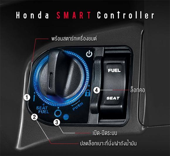 Honda PCX Smart Controller