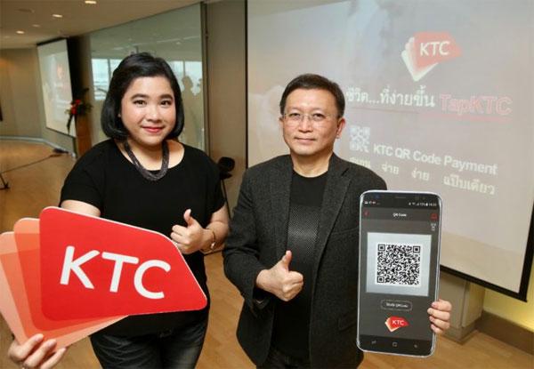 KTC QR Code Payment, TapKTC