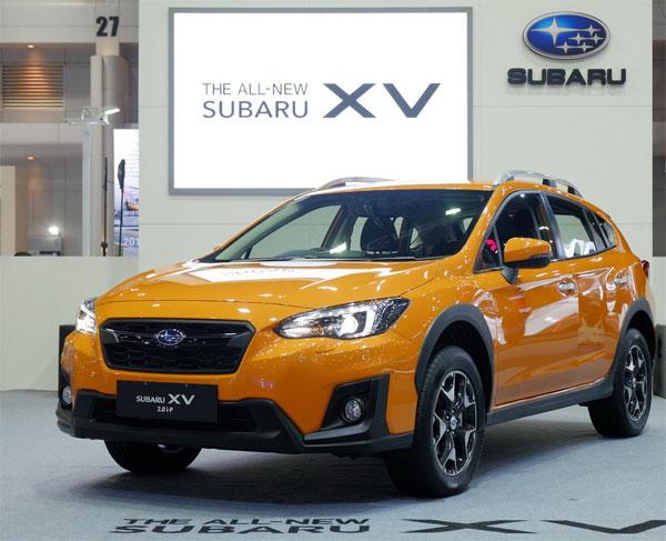Subaru XV ตารางผ่อน, ราคา, โปรโมชั่น, XV