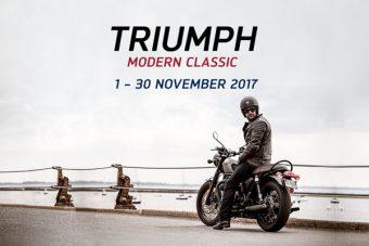 โปรโมชั่น Triumph