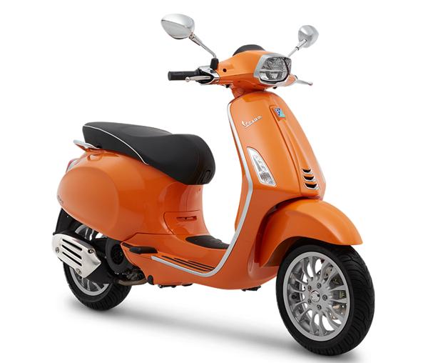Sprint 125 2018 สีส้ม