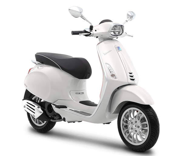 Sprint 125 2018 สีขาว