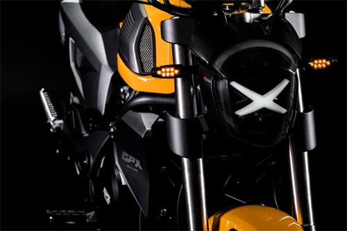 GPX Demon X 125