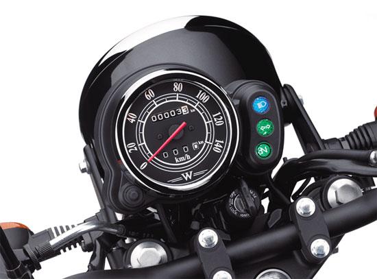 Kawasaki W175 2019-2021