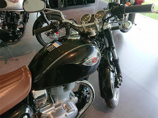 Kawasaki W250