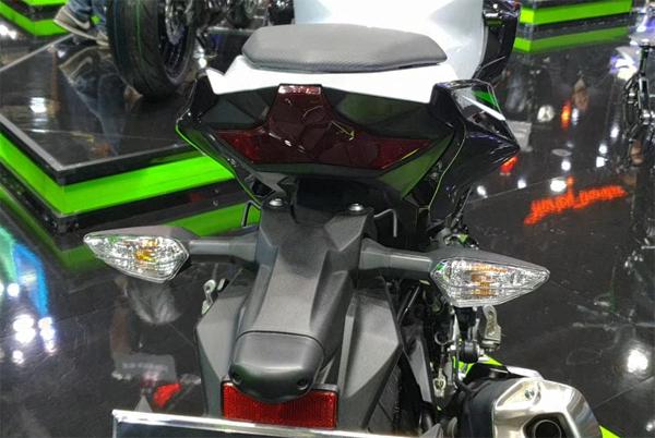 Kawasaki Z250 2019