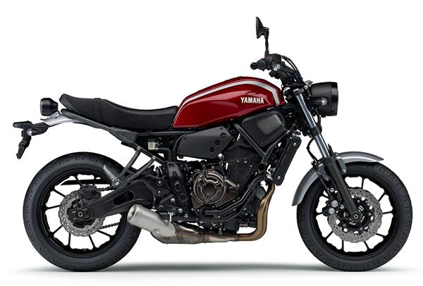 Yamaha XSR700 สเปค