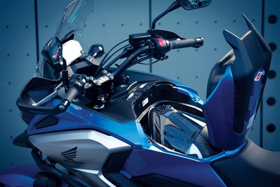 Honda NC750X 2018
