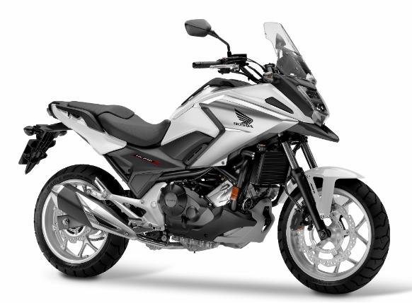 NC750X สีขาว