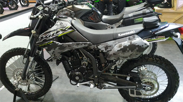Kawasaki KLX250 2019