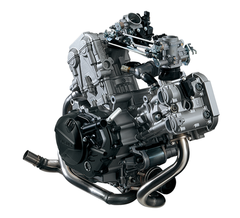 Suzuki SV650A 2018