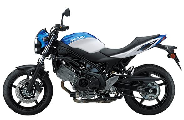 Suzuki SV650A สเปค