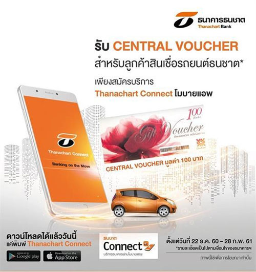 Thanachart Connect, car loan