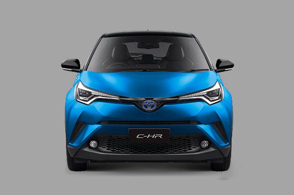Toyota CHR 2019-2020