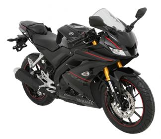 Yamaha R15 2018 สีดำ