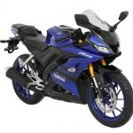 Yamaha R15 2018 สีน้ำเงิน