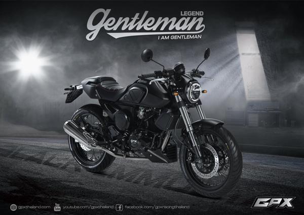 2019, Gentleman 200, ตารางผ่อน, ราคา, ราคาผ่อน