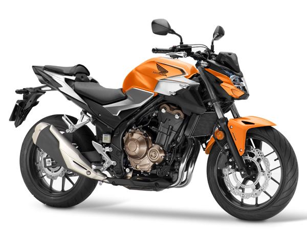 CB500F 2019 สีส้ม