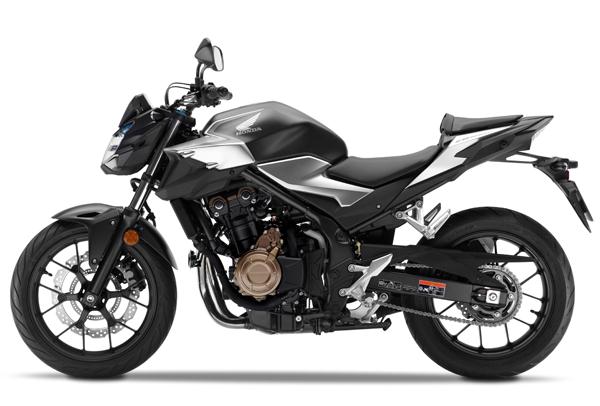 Honda CB500F 2019 สเปค
