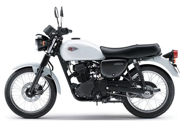 Kawasaki W175 สเปค