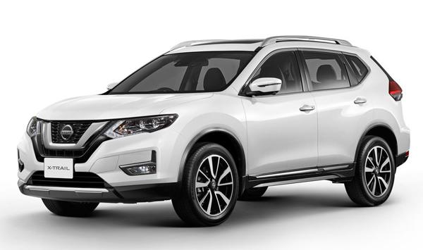 Nissan X-Trail 2019-2020