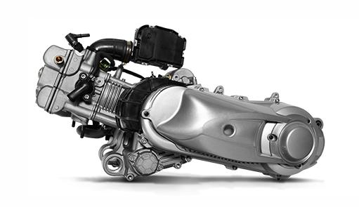 TT200 เครื่องยนต์